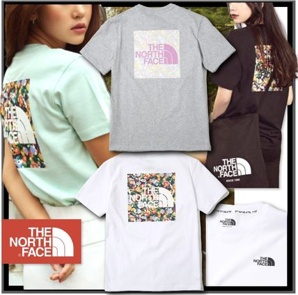 THE NORTH FACE WHITE LABEL Unisex Street Style Short Sleeves T-Shirts