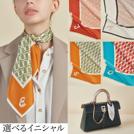 Casual Style Silk Chain Office Style Elegant Style