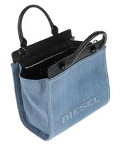 DIESEL Casual Style Denim 2WAY Crossbody Handbags