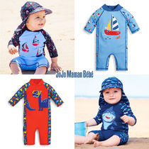 JoJo Maman Bebe Co-ord Kids Boy Swimwear