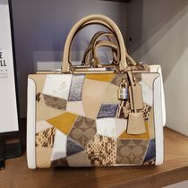 Coach Casual Style 2WAY Leather Party Style Elegant Style