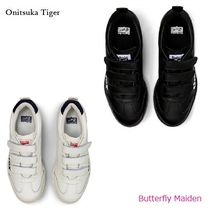 Onitsuka Tiger Street Style Logo Low-Top Sneakers