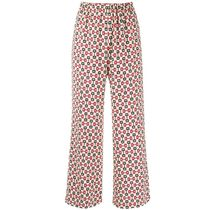 GUCCI Casual Style Logo Cropped & Capris Pants