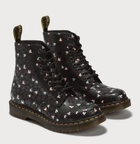 Dr Martens 1460 Heart Logo Ankle & Booties Boots