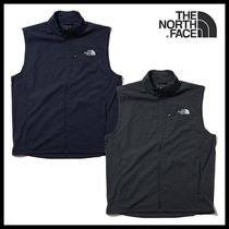 THE NORTH FACE Casual Style Unisex Street Style Logo Vest Jackets