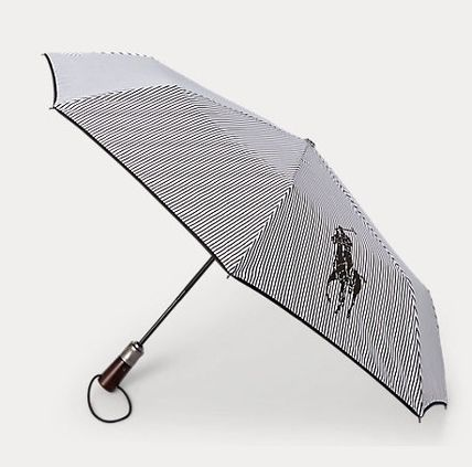 Stripes Other Animal Patterns Logo Umbrellas & Rain Goods