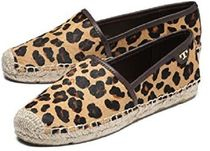 Tory Burch Casual Style Spawn Skin Other Animal Patterns Slip-On Shoes