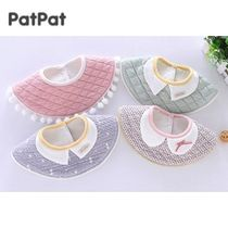 PatPat Baby Girl Bibs & Burp Cloths