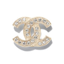 CHANEL Casual Style Party Style Office Style Elegant Style Earrings