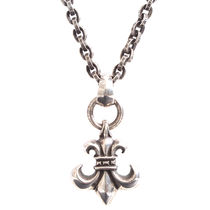 CHROME HEARTS BS FLARE Unisex Street Style Silver Necklaces & Chokers