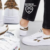 Reebok Leopard Patterns Casual Style Street Style Collaboration