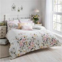 Cath Kidston Flower Patterns Pillowcases Comforter Covers Co-ord