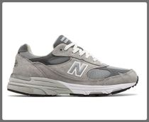 New Balance 993 Casual Style Suede Street Style Low-Top Sneakers