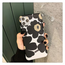 Flower Patterns Street Style iPhone 8 iPhone 8 Plus iPhone X