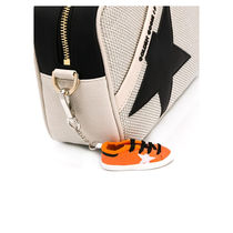 Golden Goose Star Casual Style Street Style Leather Crossbody