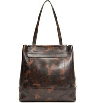 FRYE Camouflage Casual Style Leather Totes