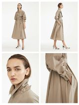 MaxMara Casual Style Plain Long Party Style Office Style