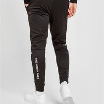 THE NORTH FACE Street Style Plain Logo Pants