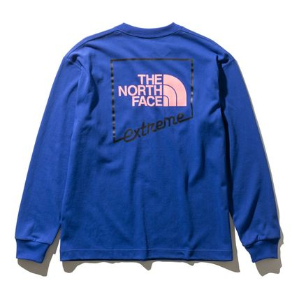 THE NORTH FACE Long Sleeve Crew Neck Long Sleeves Long Sleeve T-shirt Logo Outdoor 9