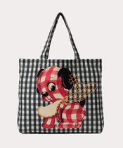 Vivienne Westwood Other Plaid Patterns Casual Style Unisex Street Style A4