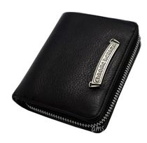 CHROME HEARTS Camouflage Leather Folding Wallet Folding Wallets