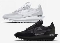 Nike Street Style Collaboration Logo Sneakers