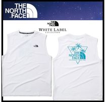 THE NORTH FACE WHITE LABEL Street Style Outdoor Tanks