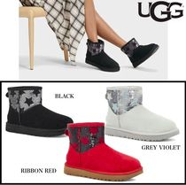 UGG Australia Suede Logo Boots Boots