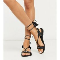 Free People Lace-up Sandals Sandal