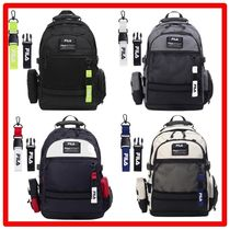 FILA Casual Style Unisex Street Style Backpacks
