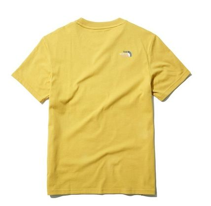 THE NORTH FACE More T-Shirts Unisex Street Style T-Shirts 15