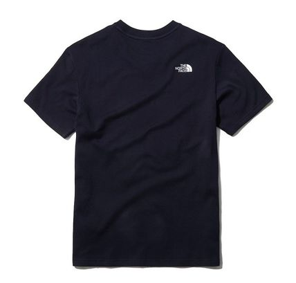 THE NORTH FACE Long Sleeve Unisex Street Style Cotton Short Sleeves Long Sleeve T-shirt 9