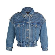Louis Vuitton Quilted Denim Jacket