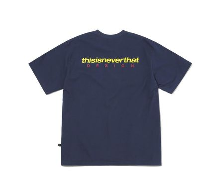 thisisneverthat More T-Shirts Unisex Street Style Cotton Long Sleeve T-shirt T-Shirts 12