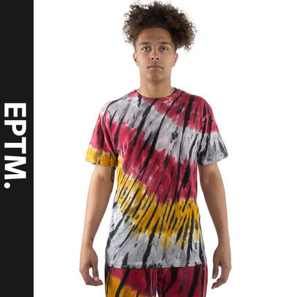 Short Sleeves Street Style T-Shirts