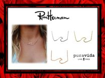 Ron Herman Silver 18K Gold Necklaces & Chokers