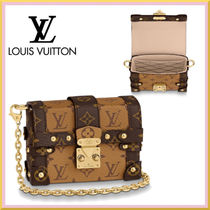 Louis Vuitton MONOGRAM VERNIS Leather Party Bags