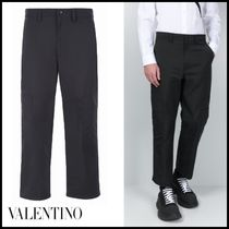 VALENTINO Nylon Oversized Pants