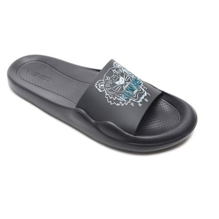 KENZO Street Style Shower Shoes Sports Sandals