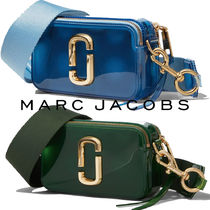 MARC JACOBS Snapshot Dots Casual Style PVC Clothing Crossbody Logo Shoulder Bags
