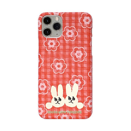 Unisex Street Style Other Animal Patterns iPhone 8 iPhone X