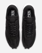 sacai Sneakers Unisex Street Style Collaboration Plain Sneakers 6