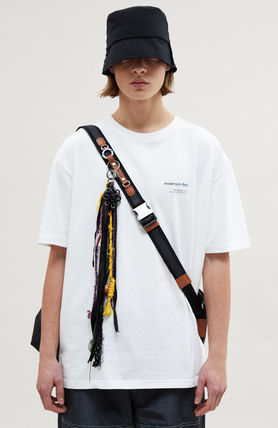 ANDERSSON BELL More T-Shirts Unisex Street Style Collaboration Plain Cotton Short Sleeves 2