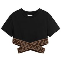 FENDI Unisex Kids Girl Tops