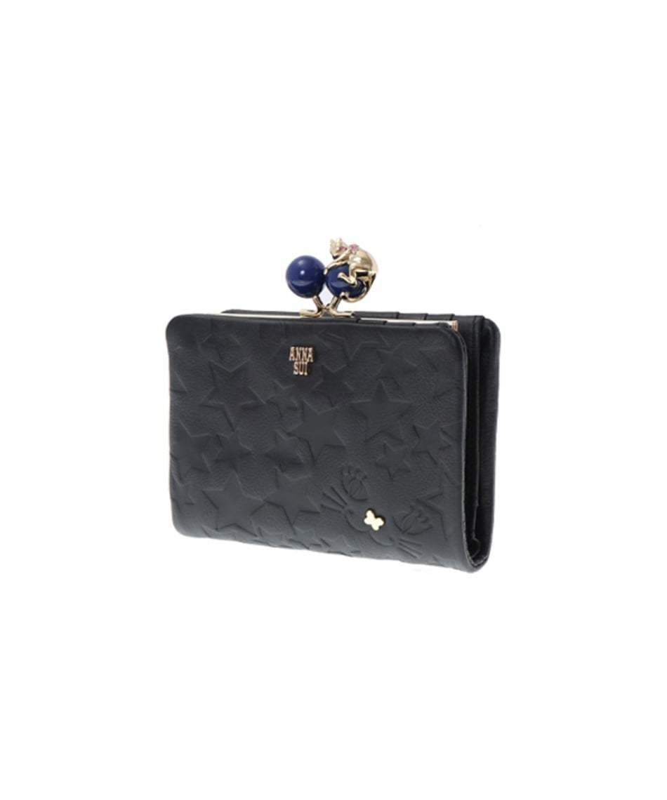 shop anna sui wallets & card holders