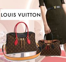 Louis Vuitton TUILERIES Monogram Totes