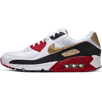 Nike AIR MAX 90 Street Style Collaboration Logo Sneakers