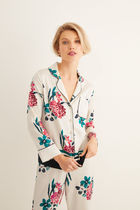 women'secret Flower Patterns Tropical Patterns Lounge & Sleepwear