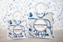 HUFFKINS Unisex Shoppers