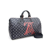 Louis Vuitton Upside Down Unisex Street Style Soft Type Carry-on Luggage & Travel Bags